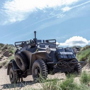 Armoured Vehicles for Hire